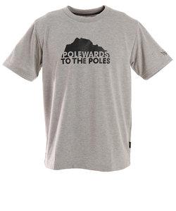 POLEWARDSICEBERG GRAPHIC 半袖Tシャツ PW2HJA26 GRY