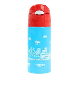サーモス(THERMOS)水筒 ボトル マグ キッズ 真空断熱ストローボトル FHL-401F BL