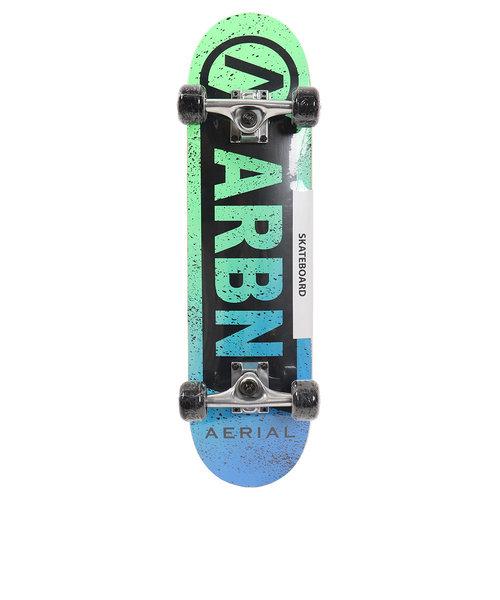 エアボーン(ARBN)スケートボード コンプリートセット スケボー ARBN JR COMPLEAT AB09SK1298J ジュニア 7インチ