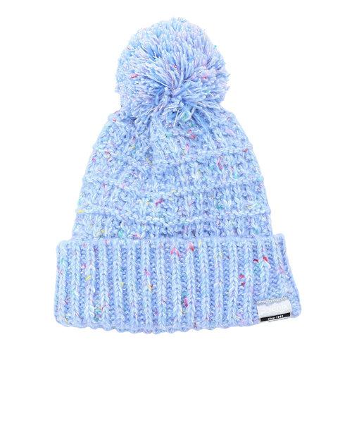 フェニックス(PHENIX)ニット帽 キッズ スキー ジュニア ポンポン ニットキャップ PSAH8HW94 LB 雪遊び