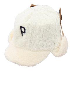 フェニックス(PHENIX)ニット帽 キッズ スキー ジュニア フライトキャップ PSAH8HW96 WT 雪遊び