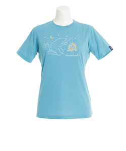 Whole EarthBEAR tシャツ 半袖 WE21HA15TQS