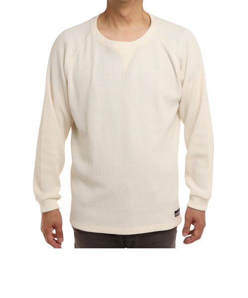 クリフメイヤー(KRIFF MAYER)Tシャツ メンズ 長袖 ラグランサーマル 1947208-5:OFF