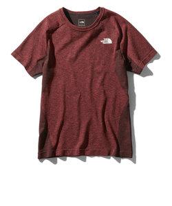 ノースフェイス(THE NORTH FACE)tシャツ 半袖 ショートスリーブアンビションクルー NTW12002 SR