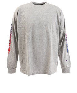 チャンピオン-ヘリテイジ(CHAMPION-HERITAGE)Tシャツ メンズ 長袖 ODC W LOGO C8-RS401 070