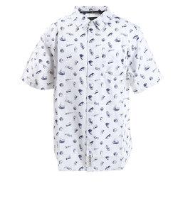 メンズ シャツ フェスタルスキー ショートスリーブシャツ BluePrint 19810300 BPT