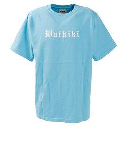 tシャツ  メンズ 半袖  PIGMENT  Tシャツ SV-20SSAP006-BLU オンライン価格