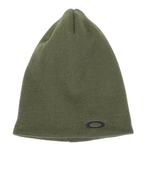 オークリー(OAKLEY)スキー スノーボード ニット帽 メンズ ファイン ニットキャップ ビニー 91099A-86V