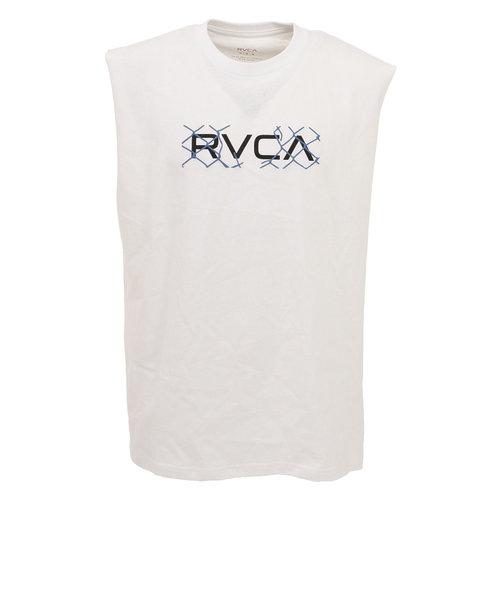 ルーカ(RVCA)LINX タンクトップ BB041350 WHT