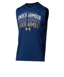 アンダーアーマー(UNDER ARMOUR)テック スリーブレス グラフィック 1364590 408 オンライン価格
