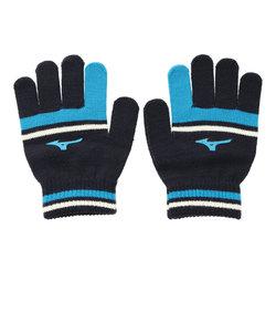 ミズノ(MIZUNO)ジュニア 手袋 のびのび 32JY050182