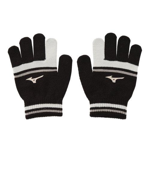 ミズノ(MIZUNO)ジュニア 手袋 のびのび 32JY050190