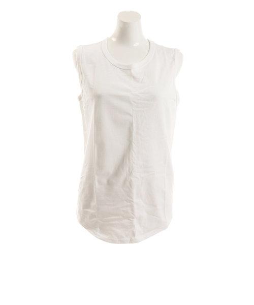 ヘインズ(Hanes)スリーブレスTシャツ HW3-M201 010X 母の日