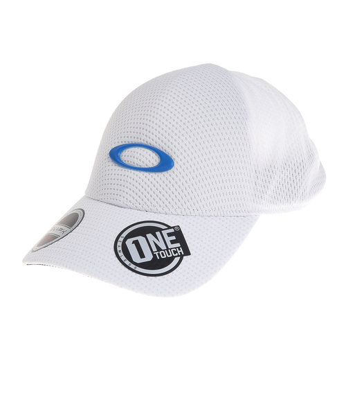 オークリー(OAKLEY)ELLIPSE THIN STRIPE CAP FOS900500-100
