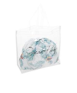 オーシャンパシフィック(Ocean Pacific)プールバッグ 巾着袋入り 520954 WHT