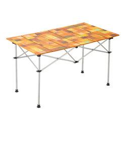 ナチュラルモザイク ロールテーブル 120 2000031293 キャンプ バーベキュー