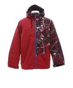 ヒートクロス グラフィックジャケット 351CS5SP0635 RED