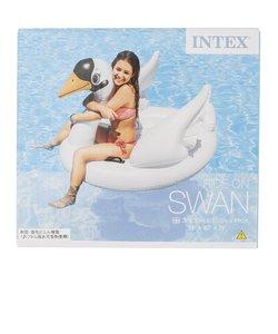 【オンライン特価】スワン ビニールボート 130cm×102cm×99cm 18 57557