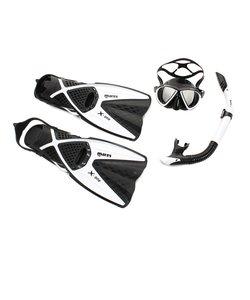 マスク シュノーケル フィン 3点セット X-ONE MAREA SET