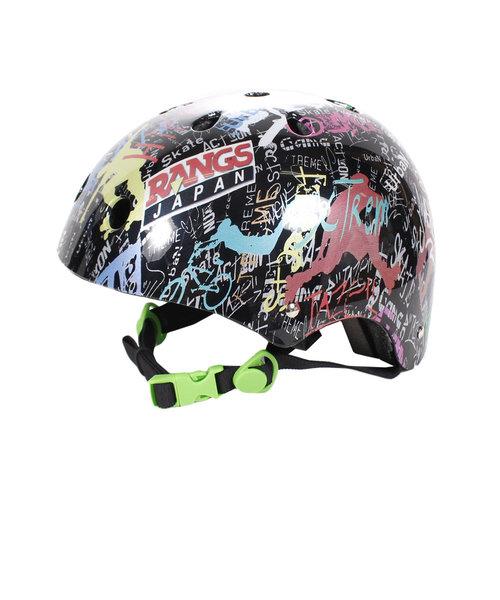 ジュニア スポーツヘルメット ブラック