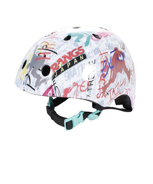 ジュニア スポーツヘルメット ホワイト