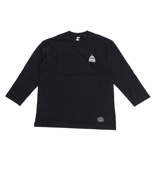 ポーラー(POLER)Tシャツ CIRCUS VIBES FB TEE 55200086-BLK