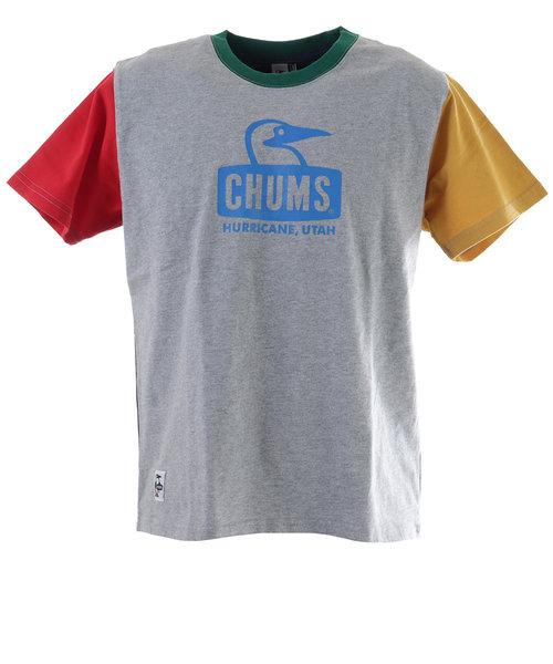 チャムス(CHUMS)ブービーフェイスTシャツ CH01-1325-C004