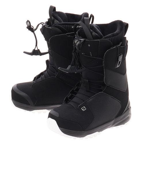 サロモン(SALOMON)スノーボード ブーツ 20-21 KIANA BLACK 412173