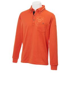 ボタンダウンシャツ (メンズ長袖シャツ) EPES5F4331 ORG