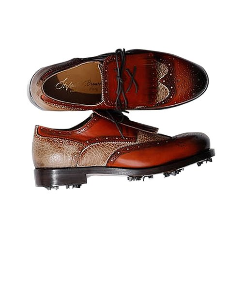 GOLF SHOES S4441-GOLF ORG