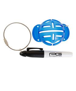 ピージー(PG)ボールラインマーカー PGPG9T3016 BLU