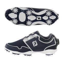 フットジョイ(FootJoy)ゴルフシューズ ゴルフシューズ スポーツ TF ボア NV/SV 96208W