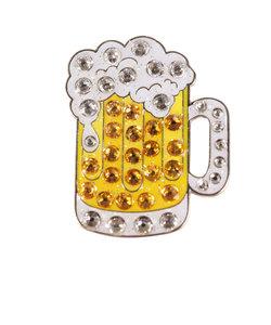 ゴルフ クリップマーカー Beer