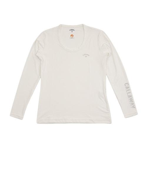 キャロウェイ(CALLAWAY)定番インナーUネックシャツ 241-0932810-030