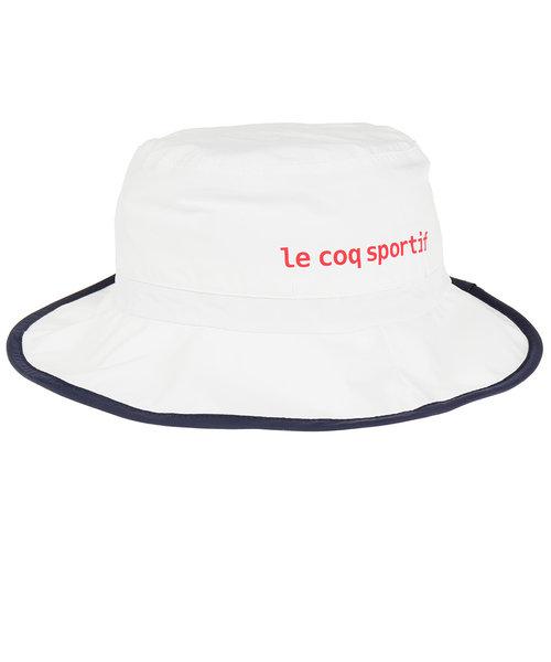 ルコック スポルティフ(Lecoq Sportif)レインハットレディス  QGCNJC70-WH00 雨具