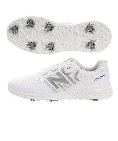 ニューバランス(new balance)ゴルフシューズ スパイク メンズ UGBF996WD