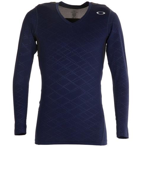 オークリー(OAKLEY)テクニカルアンダーVネックシャツ FOA400790-67Z