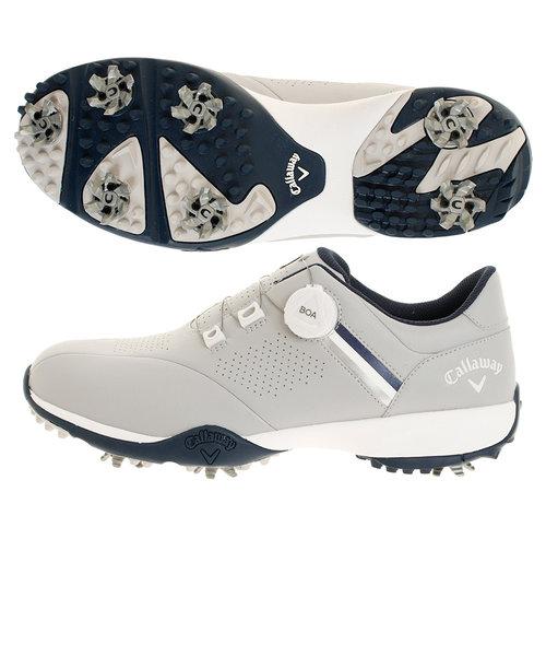 キャロウェイ(CALLAWAY)ゴルフシューズ スパイク メンズ AEROSPORT 247-0996501-020