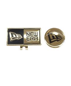 ニューエラ(NEW ERA)ベーシックマーカー ボックスロゴ フラッグロゴ ゴールド 12336597