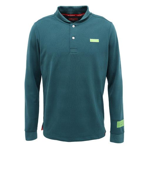 ニューバランス(new balance)ゴルフ ポロシャツ メンズ 長袖012-9261002-141