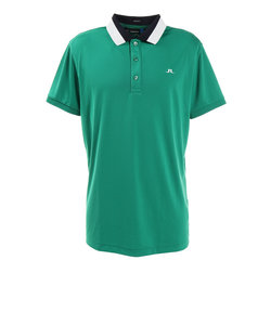 J.LINDEBERGゴルフウェア MAT Reg TX JERSEY 半袖ポロシャツ 071-29347-023