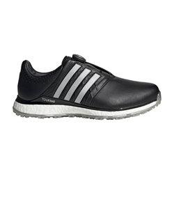アディダス(adidas)ゴルフシューズ スパイクレス メンズ ツアー360 XT-SL ボア 2 EG4881 BK