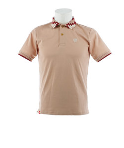 ROSASENポロシャツ ゴルフウェア エリJQスムースポロシャツ 044-29540-071