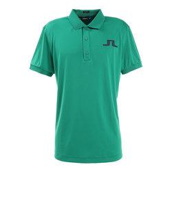 J.LINDEBERGゴルフウェア BIG BRIDGE REG FIT 半袖ポロシャツ 071-29344-023
