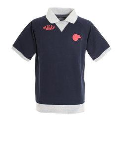 Sweatlike Collar 半袖ポロシャツ 91EK5SP06100M-C079
