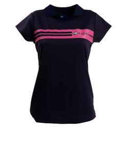 フィドラ(FIDRA)ゴルフ ポロシャツ ラインポロシャツ FI51UG05 NVY