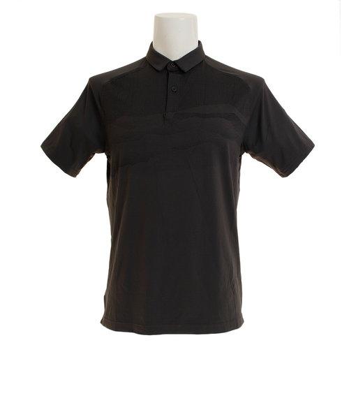 アンダーアーマー(UNDER ARMOUR)ゴルフ ポロシャツ メンズ アイソチル エアリフトポロ 1327035 JGY/BLK GO