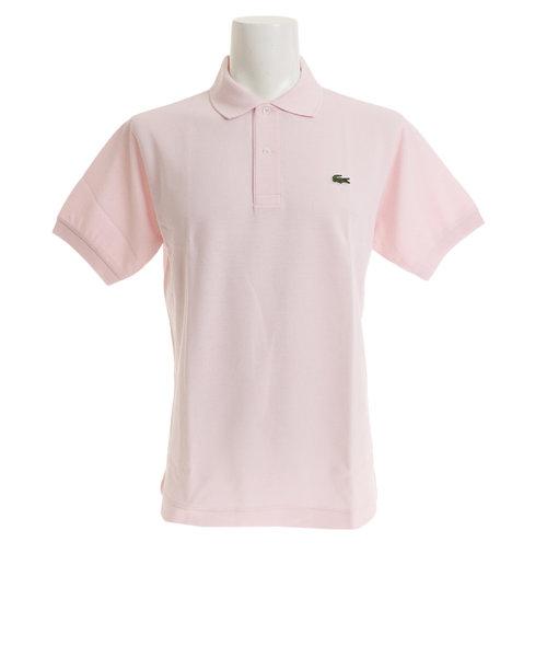 ラコステ(LACOSTE)ゴルフウェア L.12.12 無地ポロシャツ L1212AL-T03