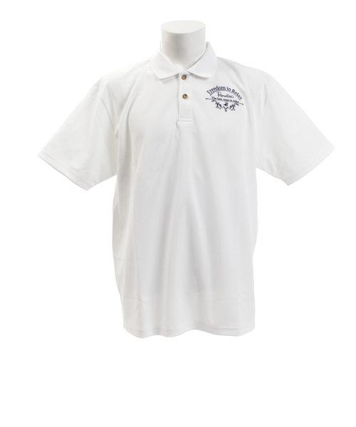 ゴルフウェア メンズ 半袖ポロシャツ NSMX3AWH