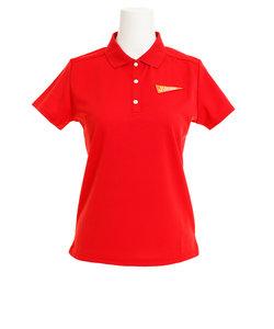 ジュンアンドロぺ(JUN&ROPE)ゴルフウェア レディース COOLMAX 半袖ポロシャツ ERM29080-60